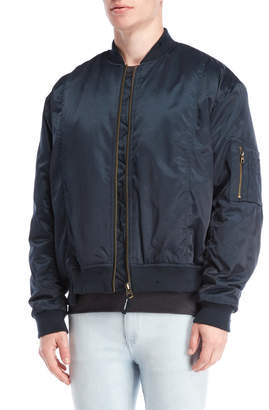 Cheap Monday Navy Bucks Bomber Jacket