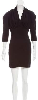 Surface to Air Wool Mini Dress