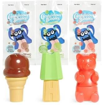 Little Kids Candylicious Bubbles Flavored Bubble