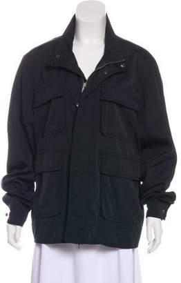Kenneth Cole Zip-Up Cargo Jacket