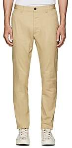 DSQUARED2 Men's Cotton Twill Slim Trousers