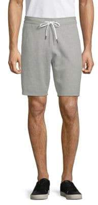 Calvin Klein Heathered Drawstring Shorts