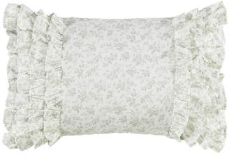 Laura Ashley Harper Green Breakfast Pillow Bedding