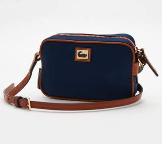 Dooney & Bourke Camden Collection Nylon Camera Crossbody