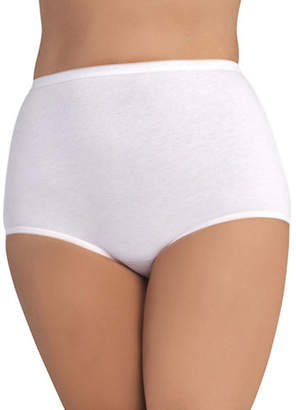Vanity Fair Perfectly Yours Tailored Cotton Brief
