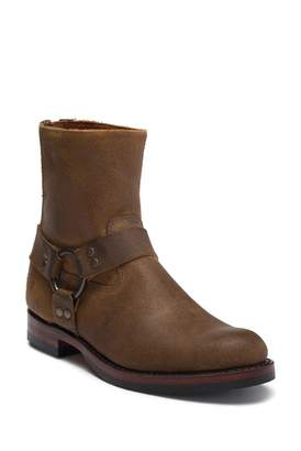 Frye John Addison Harness Back Zip Boot