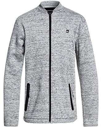 Quiksilver Men's KUROW Sherpa Bomber Jacket