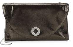 Halston Textured Shoulder Bag