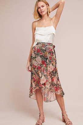 Love Sam Paris Wrap Skirt