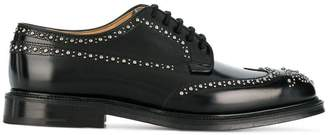 Church's Grafton studded Derby shoes