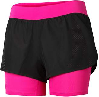 Champion Gear Women`s New Two-In-One Shorts, M0917T, M