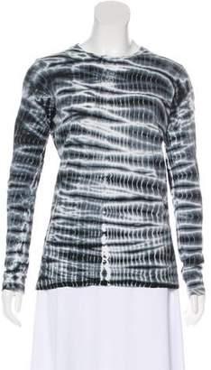 Proenza Schouler Long Sleeve Knit Top