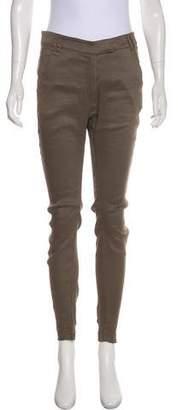 Plein Sud Jeans Mid-Rise Skinny Pants
