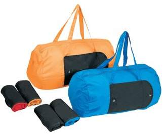 Travelwell RED FOLDING DUFFEL