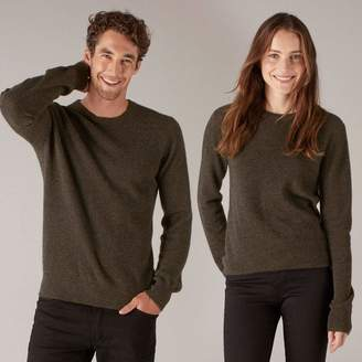 Naadam The Essential $75 Cashmere Sweater Olive