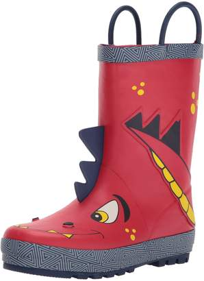 Western Chief Boy's Printed Rain Boot
