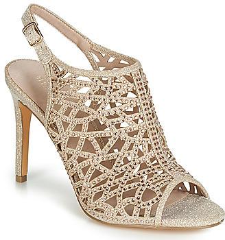 Menbur VARSI women's Sandals in Gold