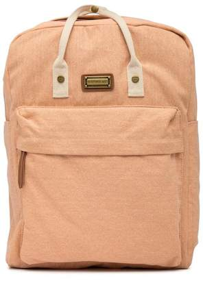 Madden-Girl Mineral Wash Square Backpack