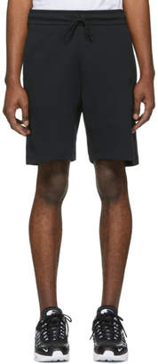 Nike Black Tech Fleece NSW Shorts