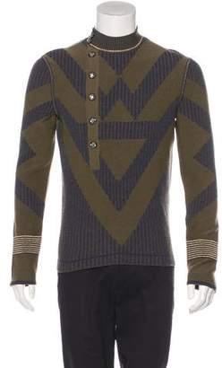 Chanel Paris-Moscou Jacquard Sweater w/ Tags