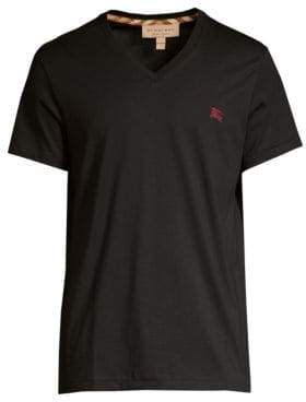 Burberry Jadford V-Neck Tee