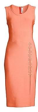 Yigal Azrouël Azrouël Women's Sleeveless Lacing Detail Dress - Size 0