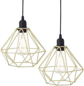 Amalfi by Rangoni Mini Geo Pendant Light (Set of 2)