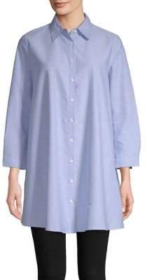 BB Dakota Point Collar Oxford Shirt