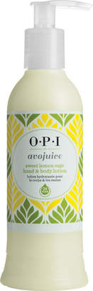 Opi Avojuice Skin Quenchers Hand and Body Lotion