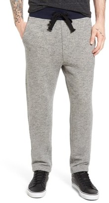 Men's True Religion Brand Jeans Heathered Sweatpants $159 thestylecure.com