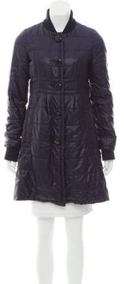 Marc by Marc Jacobs Knee-Length Puffer Coat
