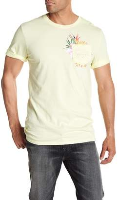Hurley Overgrown Pocket Graphic Tee