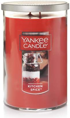 Yankee Candle Kitchen Spice 22-oz. Two Wick Candle Jar
