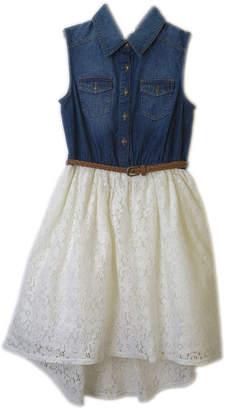 Arizona Sleeveless Tutu Dress Girls