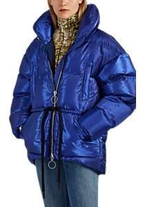 IENKI IENKI Women's Mishko Drawstring Down Puffer Coat - Blue