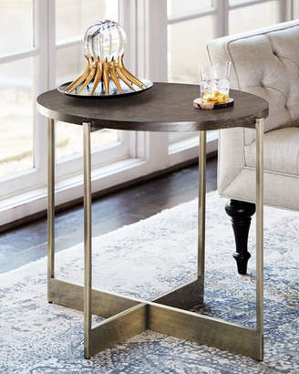 Bernhardt Clarendon Oval End Table