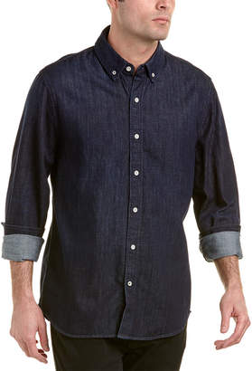 Joe's Jeans Jimmy Denim Woven Shirt