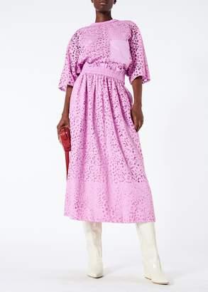 Tibi Lace Tunic