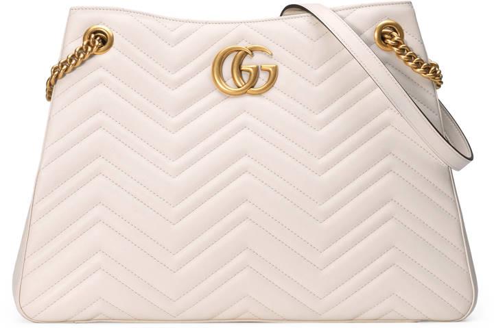 GG Marmont matelassé shoulder bag