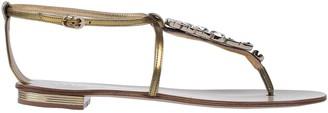 Le Silla Toe strap sandals