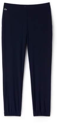 Lacoste Women's SPORT Technical Midlayer Urban Tennis Sweatpants