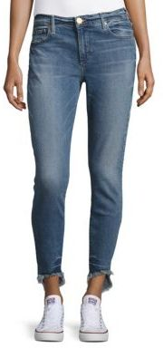Halle Super Skinny Jeans $199 thestylecure.com