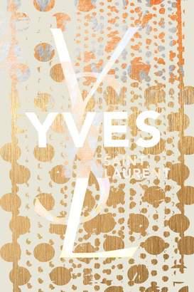 Parvez Taj Yves Gold Spots Canvas Wall Art