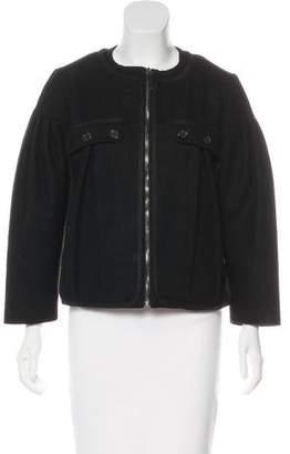 Viktor & Rolf Virgin Wool Long Sleeve Jacket