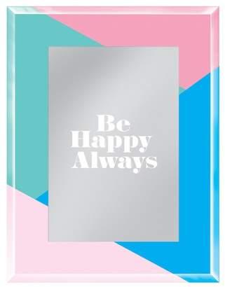 "Fringe Studio Happy Always 4\"" x 6\"" Frame"