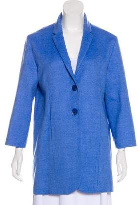Amina Rubinacci Virgin Wool Short Coat w/ Tags
