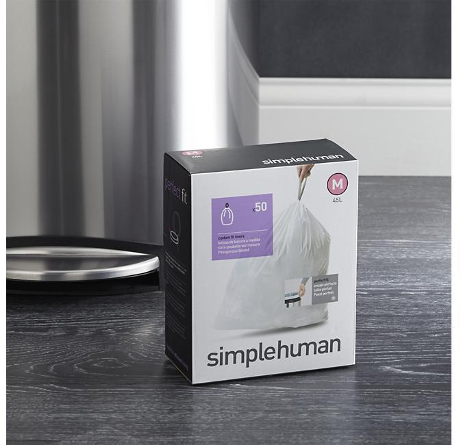 Simplehuman M Can Liners