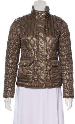 Tory Burch Quilted Puffer Jacket