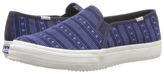 Keds Double Decker Summer Stripe Women's Slip on Shoes