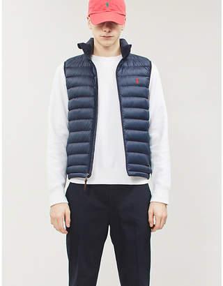 Polo Ralph Lauren Double-knit jersey sweatshirt